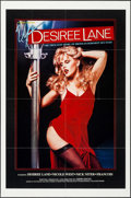 """Movie Posters:Adult, Up Desiree Lane & Other Lot (International Film Industries, 1984). One Sheets (2) (23"""" X 36"""" & 27"""" X 41""""). Adult.. ... (Total: 2 Items)"""