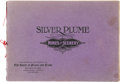 """Books:Travels & Voyages, """"Silver Plume Mines and Scenery"""" Photo Book. Denver: United States Colortype Co., 1903...."""