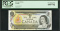 Canadian Currency: , Low Serial Number 0000031 BC-46a $1 1973. ...