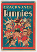 Platinum Age (1897-1937):Miscellaneous, Crackajack Funnies (giveaway) nn (Malto-Meal, 1937) Condition:GD....