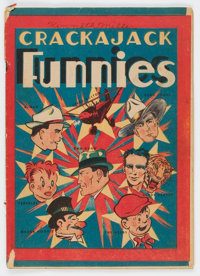 Crackajack Funnies (giveaway) nn (Malto-Meal, 1937) Condition: GD
