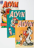 Silver Age (1956-1969):Humor, Alvin File Copies Group of 34 (Dell, 1962-73) Condition: Average VF/NM.... (Total: 34 Comic Books)