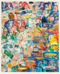 Fine Art - Work on Paper:Print, LeRoy Neiman (American, 1921-2012). International Cuisine.Silkscreen in colors. 38 x 31 inches (96.5 x 78.7 cm) (image)...