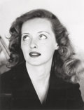 Paintings, Alfred Eisenstaedt (American, 1898-1995). Bette Davis, 1939. Gelatin silver, 1993. 11-3/4 x 9 inches (29.8 x 22.9 cm). S...