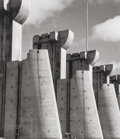 Fine Art - Work on Paper:Print, Margaret Bourke-White (American, 1904-1971). Fort Peck Dam, Montana, 1936. Gelatin silver, 2005. 10-3/4 x 9-1/4 inches (...