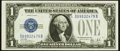 Fr. 1602 $1 1928B Silver Certificate. About Uncirculated