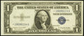 Fr. 1617* $1 1935G With Motto Silver Certificate Star. Choice Crisp Uncirculated