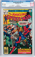 Bronze Age (1970-1979):Superhero, The Amazing Spider-Man #174 (Marvel, 1977) CGC NM+ 9.6 White pages....