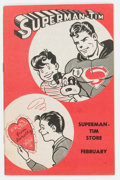 Golden Age (1938-1955):Superhero, Superman-Tim 2/48 (DC, 1948) Condition: FN/VF....