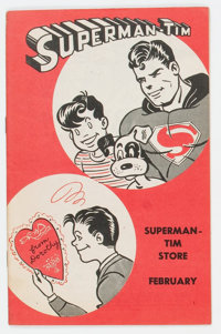 Superman-Tim 2/48 (DC, 1948) Condition: FN/VF