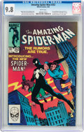Modern Age (1980-Present):Superhero, The Amazing Spider-Man #252 (Marvel, 1984) CGC NM/MT 9.8 White pages....