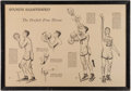 "Basketball Collectibles:Photos, Circa 1960's Sports Illustrated ""The Perfect Free Throw"" OversizedPrint...."