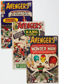 Silver Age (1956-1969):Superhero, The Avengers Group of 22 (Marvel, 1964-73) Condition: Average FR/GD.... (Total: 22 Comic Books)