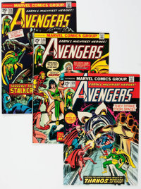 The Avengers Group of 52 (Marvel, 1974-78) Condition: Average VF-.... (Total: 52 Comic Books)
