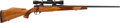 Long Guns:Bolt Action, Weatherby Model Mark V Bolt Action Rifle with Telescopic Sight....