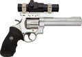 Handguns:Double Action Revolver, Smith & Wesson Model 629-4 Classic Double Action Revolver with Telescopic Sight....