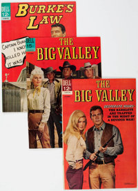 Dell Silver Age TV Drama Related File Copy Group of 88 (Dell, 1960s) Condition: Average VF.... (Total: 88 Comic Books)