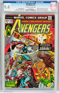 Bronze Age (1970-1979):Superhero, The Avengers #120 (Marvel, 1974) CGC NM 9.4 Off-white to white pages....