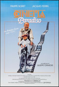 """Movie Posters:Foreign, Cinema Paradiso (Sovereign Pictures, 1989). Spanish Language One Sheet (26.75"""" X 39.75""""). Foreign.. ..."""