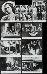 """Once Upon a Time in America (Warner Brothers, 1984). Presskit Photos (24) (Approx.. 6.25"""" - 7.75"""" X 7.75""""..."""