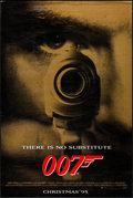 "Movie Posters:James Bond, GoldenEye (United Artists, 1995). One Sheet (27"" X 41"") DS Advance.James Bond.. ..."