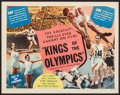 """Movie Posters:Documentary, Kings of the Olympics (United Artists, 1948). Title Lobby Card (11"""" X 14""""). Documentary.. ..."""