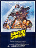 """Movie Posters:Science Fiction, The Empire Strikes Back (20th Century Fox, 1980). Danish Poster(24.5"""" X 33.5""""). Science Fiction.. ..."""