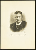 Miscellaneous:Other, Theodore Roosevelt Portrait.. ...