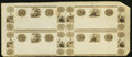Obsoletes By State:Mixed States, Sample Uncut Sheet 6 1/4?- 6 1/4?-12 1/4?-12 1/4? ND. ...