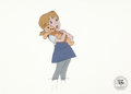 Animation Art:Production Cel, The Rescuers Penny Production Cel (Walt Disney, 1977)....