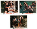 Animation Art:Poster, Lt. Robinson Crusoe Lobby Card Set of 6 (Walt Disney,1968).... (Total: 6 Items)