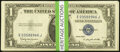 A Group of Thirty $1 Silver Certificates. Extremely Fine-Crisp Uncirculated