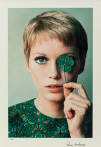 Roddy McDowall (British, 1928-1998) Group of Five Portraits, 1964-1979 Two color photographs; three ... (Total: 5)