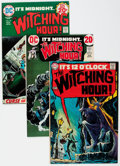 Bronze Age (1970-1979):Horror, The Witching Hour Group of 14 (DC, 1969-75) Condition: AverageVF/NM.... (Total: 14 Comic Books)