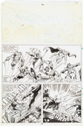 Original Comic Art:Panel Pages, Sal Buscema and Dan Green The Avengers #193 Page 22 Original Art (Marvel, 1980)....
