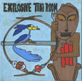 Original Comic Art:Paintings, Explosive Tiki Room | Acrylic | Canvas # 73 | Group 4. Artist: To Be Announced . Red Dot Benefiting the Chuck...