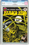 Bronze Age (1970-1979):Alternative/Underground, Harold Hedd #2 Haight-Ashbury Pedigree (Last Gasp, 1973) CGC NM/MT 9.8 White pages....