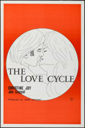 """Movie Posters:Adult, The Love Cycle & Others Lot (Don Jacobs, 1977). One Sheets (3) (27"""" X 41""""). Adult.. ... (Total: 3 Items)"""