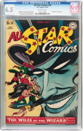 Golden Age (1938-1955):Superhero, All Star Comics #34 (DC, 1947) CGC FN+ 6.5 Off-white pages....