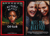 "Chi-Raq & Others Lot (Roadside Attractions, 2015). Sealed Mini Poster Packets (4) (approx. 14"" X 20"")..."