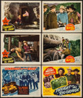 "Movie Posters:Western, Stardust on the Sage & Others Lot (Republic, 1942). Title Lobby Cards (2) & Lobby Cards (8) (11"" X 14""). Western.. ... (Total: 10 Items)"