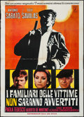 "Movie Posters:Foreign, Crime Boss & Other Lot (P.A.C., 1972). Italian 2 - Foglis (2) (39.25"" X 55.25""). Foreign.. ... (Total: 2 Items)"