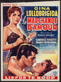 """Movie Posters:Foreign, The Wayward Wife (Warner Brothers, 1953). Trimmed Belgian (14.25"""" X 19.25""""). Foreign.. ..."""