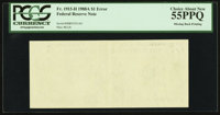 Fr. 1915-H $1 1988A Federal Reserve Note. PCGS Choice About New 55PPQ