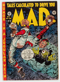 MAD #2 (EC, 1952) Condition: VG