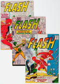 Silver Age (1956-1969):Superhero, The Flash Group of 37 (DC, 1962-74) Condition: Average FN/VF.... (Total: 37 Comic Books)