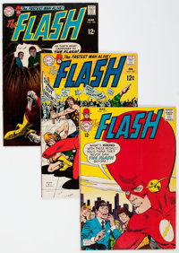 The Flash Group of 27 (DC, 1968-77) Condition: Average VF.... (Total: 27 Comic Books)