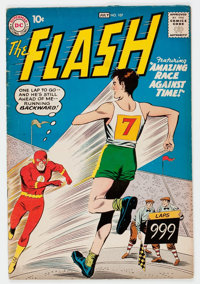 The Flash #107 (DC, 1959) Condition: VG+