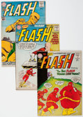 Silver Age (1956-1969):Superhero, The Flash Group of 33 (DC, 1960-85) Condition: Average FN.... (Total: 33 Comic Books)