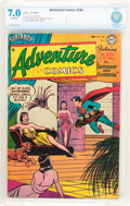 Golden Age (1938-1955):Superhero, Adventure Comics #183 (DC, 1952) CBCS FN/VF 7.0 Off-white pages....